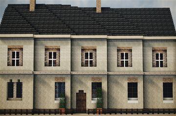 Vrouwenhuis, Rotterdam, Netherlands Minecraft Map & Project