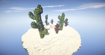 🌵PVP MAP DESERT 150x150 [DOWNLOAD] 🌵 Minecraft Map & Project