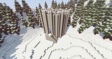 Selstall School of Restoration Magics & Related Spells Minecraft Map & Project