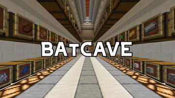 Redstone Batcave 1.15.2 Minecraft Map & Project