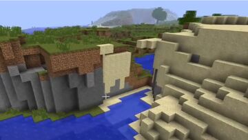 Old Title Backgroung SEED Minecraft Map & Project
