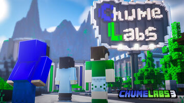 TazerCraft - Chume Labs 3 (Java Edition) Minecraft Map & Project