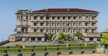 French Elementary School | ERT Minecraft Map & Project