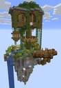 Small Floating Island Minecraft Map & Project