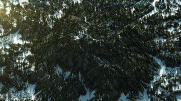 Winter Highlands - WorldMachine Minecraft Map & Project