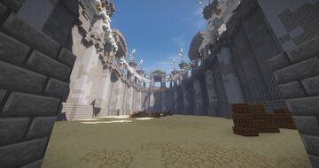 Pvp map - Greek Arena Minecraft Map & Project