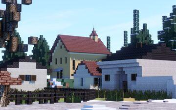 Hügelkapelle, Klostervorstadt, Villach, Kärnten, Austria Minecraft Map & Project