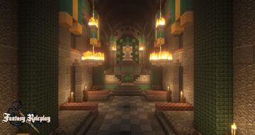 [FRP] The Dwarven Kingdom of Ordheim Minecraft Map & Project