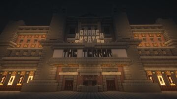 Monarch Theater and Crime Alley by The4BDmaster Minecraft Map & Project