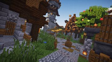 Medieval Concave Minecraft Map & Project