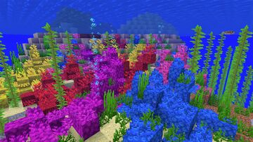 The Under Water Challenge [Map Download] Minecraft Map & Project
