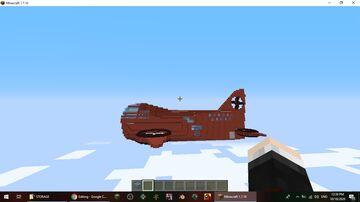 Henry Stickmin Toppat TC Airship Minecraft Map & Project
