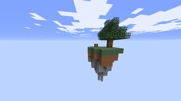 Ducky's Ultimate SkyBlock 1.0 Minecraft Map & Project