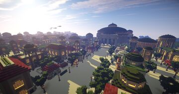 Naboo - Theed Map | Minecraft 1.12.2 Minecraft Map & Project