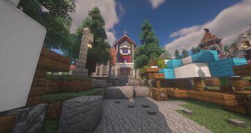 KonoSuba Guild! Minecraft Map & Project