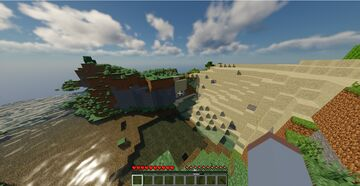 Map Title Screen Minecraft 1.8 - 1.12.2 Minecraft Map & Project