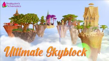 Ultimate Skyblock Minecraft Map & Project
