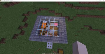 Smallest redstone house Minecraft Map & Project