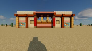ANCIENT GLORY Minecraft Map & Project