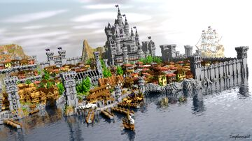 City of Estral + Download Minecraft Map & Project