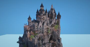 Kingscliff and surrounds survival server build 1.5 years on Minecraft Map & Project