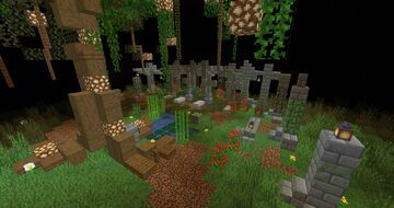 Adventure/1.16/Call of the Mother Tree(Bate) Minecraft Map & Project