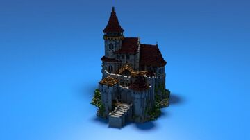Wasserburg - moated castle Minecraft Map & Project