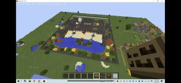 Japanese Minecraft Maps With Downloadable Schematic Planet Minecraft Community
