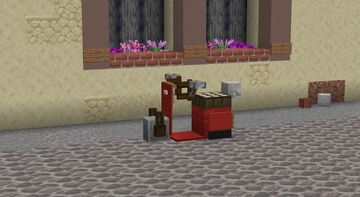 French Scooter Minecraft Map & Project