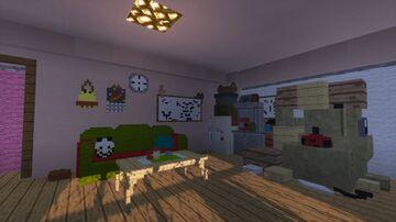 The Future Gadget Laboratory Minecraft Map & Project
