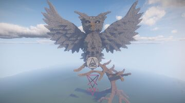 Sacred Owl Minecraft Map & Project