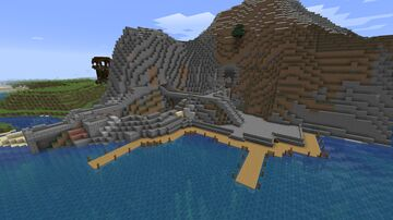 Construction has begun on my new dwarven city base Minecraft Map & Project
