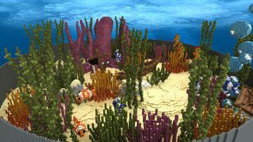 Aquatuc PvP Arena Minecraft Map & Project