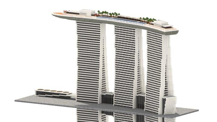 Popular Server Map : Repro - Marina Bay Sands