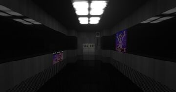 FNAF Sister Location Minecraft Map & Project