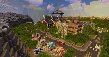 Stonegate - (A Survival Games Map) Minecraft Map & Project