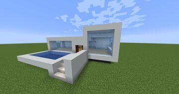 modern house V2 not good Minecraft Map & Project