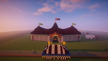 Circo Minecraft Map & Project