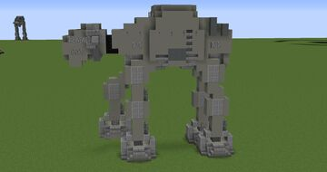 First Order AT-AT   Minecraft 1.12.2 [DOWNLOAD] Minecraft Map & Project
