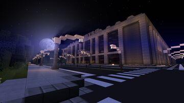 Teatro Maximus Minecraft Map & Project