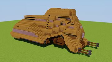 Multi-Troop Transport Minecraft Map & Project