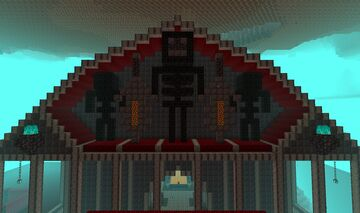 The Wither's Palace Minecraft Map & Project