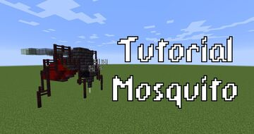 Mosquito Minecraft Map & Project