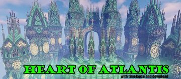 Heart of Atlantis Minecraft Map & Project