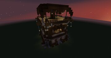 Illager Base (Remastered) Minecraft Map & Project