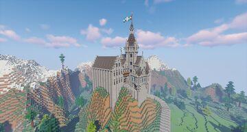 Castle Dukendaele Minecraft Map & Project