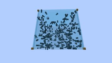 The Squid Cube Minecraft Map & Project