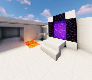 Shader Tester Minecraft Map & Project