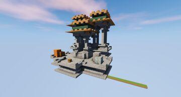 Sams Islands (Team Skywars Maps) Minecraft Map & Project
