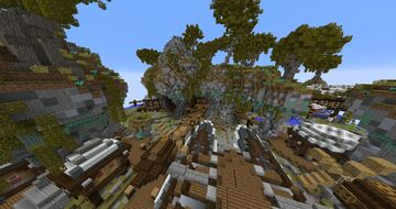 TIMV-Airheaven Minecraft Map & Project